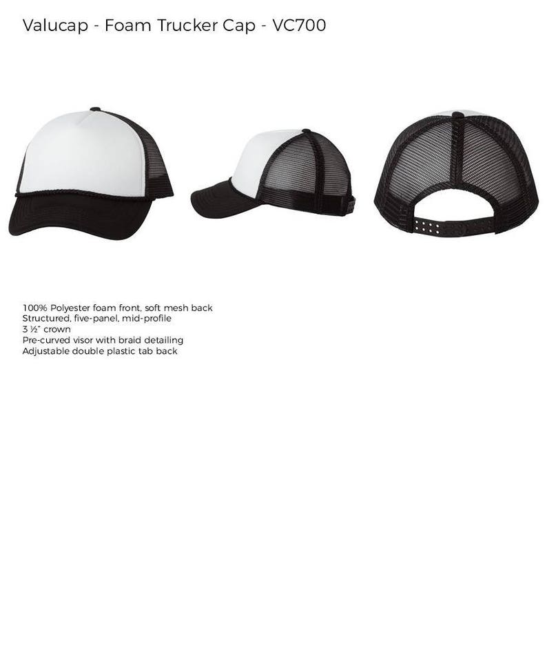 8d3a0953c66 Mr And Mrs Trucker Hat