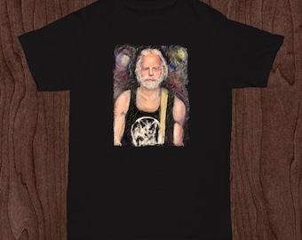 Bob Weir SHIRT by ORIGINAL Artist / Grateful Dead T Shirt / Dead and Co Shirt  / Jerry Garcia Phil Lesh JGB Steal Your Face Shirt