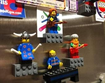 Phish Gifts / FREE Phish Sticker / Phish Art / Phan / CUSTOM made of Lego bricks / Trey Anastasio / Fishman Donut / NOT Phish Pin lot Shirt