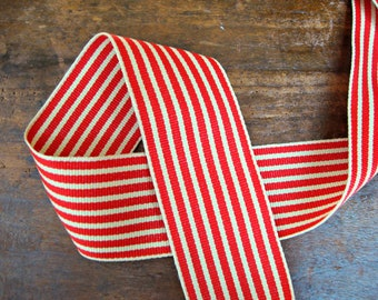 Creative Expressions Striped Grosgrain Ribbon