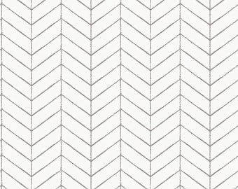 Chevron Wallpaper Etsy