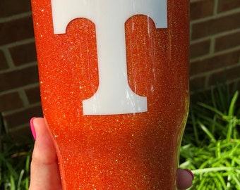 UT University of Tennessee Volunteers Stainless Tumbler Tumbler with Lid Wine Coffee Tea