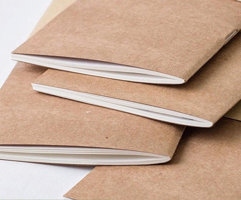 Traveler's Notebook Inserts // Midori Traveller's image 0