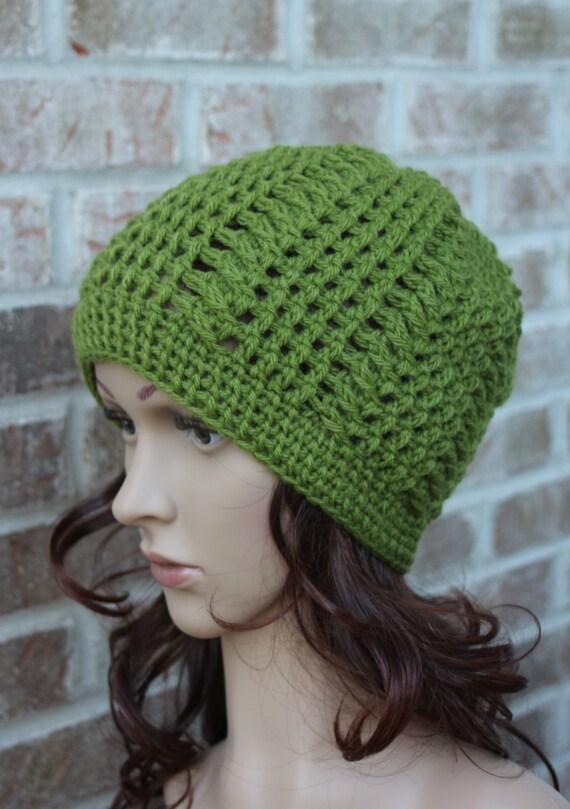 Simple Crochet Cap Pattern Crochet Beanie Pattern Hat Etsy