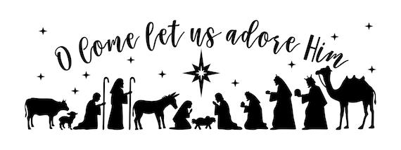 "Image result for nativity scene"""