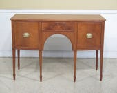 43907EC KITTINGER WF 3845 Colonial Williamsburg Mahogany Sideboard