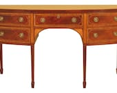 28409EC BAKER Historic Charleston Collection Mahogany Sideboard