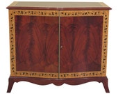30581EC JOHN WIDDICOMB Neoclassical 2 Door Mahogany Server Commode