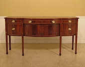 31012EC KINDEL Chesterwood Federal Style Mahogany Sideboard