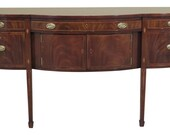30627EC KINDEL Mahogany National Trust Federal Sideboard