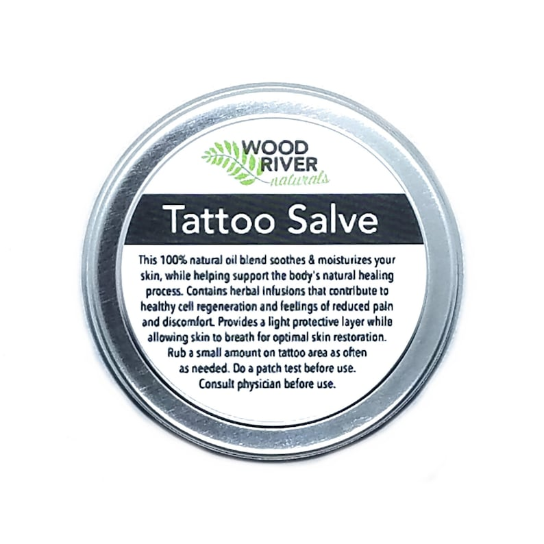 Tattoo Salve  1 oz Tin image 0