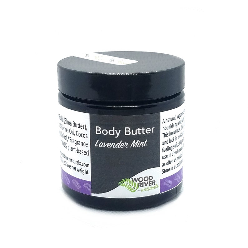 Whipped Body Butter  100% Oil/Butter Based no water image 0