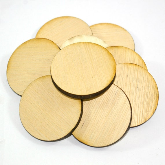 Circle Plywood  Round shapes embellishments craft wood blanks 38cm