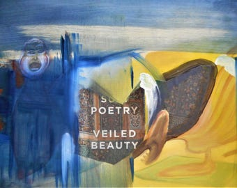 "Original Painting by Nalan Laluk: ""The Beauty of Poetry"""