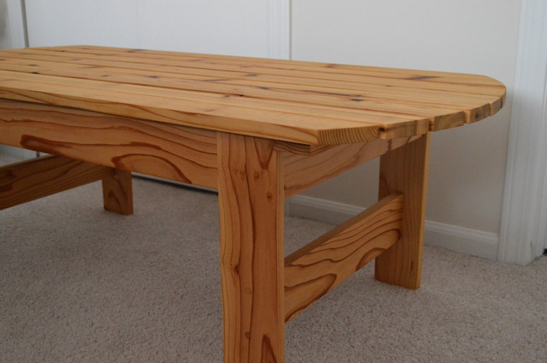 Beau Cedar Adirondack Coffee Table, Patio Table, Wooden Table, Outdoor Table,  Deck Table, End Table, Cedar Table, Outdoor Furniture, Adirondack