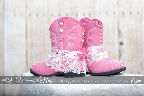 Toddler Cowboy boots baby Cowgirl boots