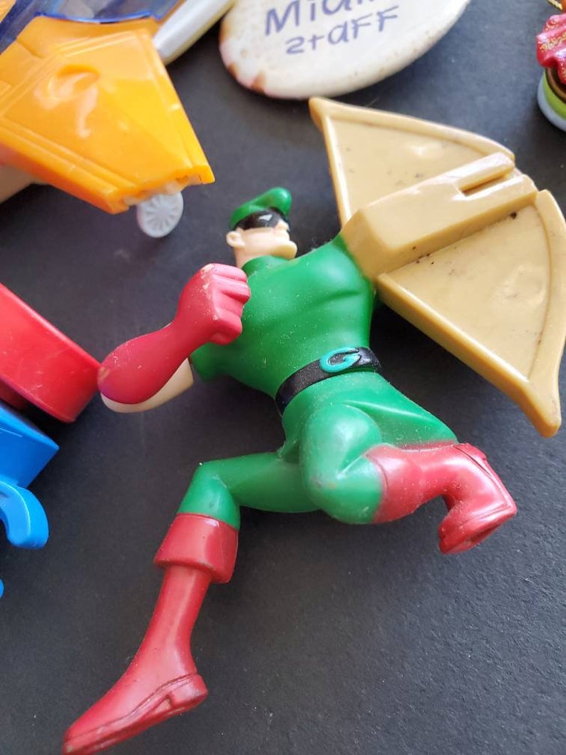 Vintage McDonalds ToysLego and more A lots price for all