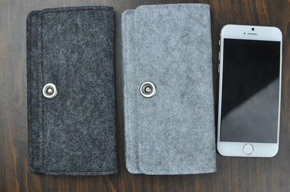 Samsung Galaxy S8/S8 plus Felt wallet case,Galaxy S7 Edge Felt  Sleeve galaxy Note 8 Note 9 wallet case,galaxy S10 Cell phone case,2R524
