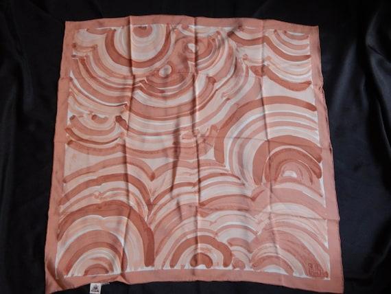 Silk Scarf by Vera Neumann, Peoples Republic of Ch
