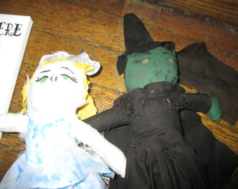 Good witch or bad witch ( 2 items)