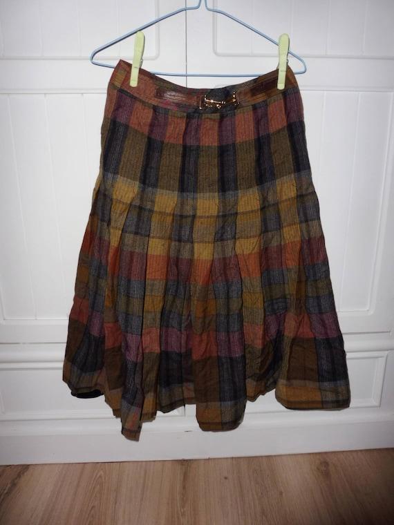 Vintage CELINE 34 waist SKIRT
