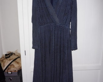 ULI RICHTER dress size 44 FR - 1970s