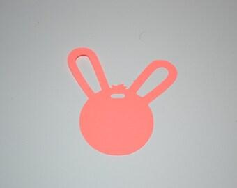 Bunny Tag/Rabbit Tag/Tag/Bunny Gift Tag/Rabbit Gift Tag/Rabbit
