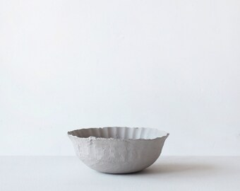 Bowl, Sand, Second Skin Collection by JULY® product styling