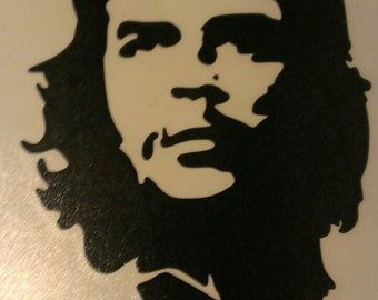 Che Guevara Vinyl Decal