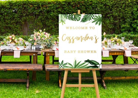 Baby Shower Welcome Sign Frame | Bridal Wedding Photo Prop | Frame on outdoor shower ideas backyard, bbq ideas backyard, party ideas backyard, diy backyard, sports ideas backyard,