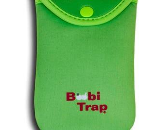"""BoobiTrap - Bright Green (Large - 6""""L X 4 1/8""""W) Item 202"""
