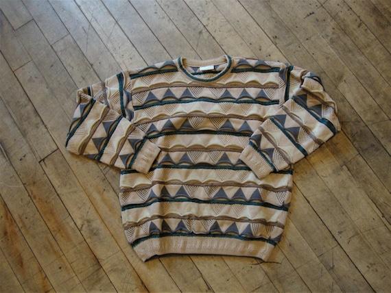 Vintage 1990's Hip Hop Coogi Sweater/size L