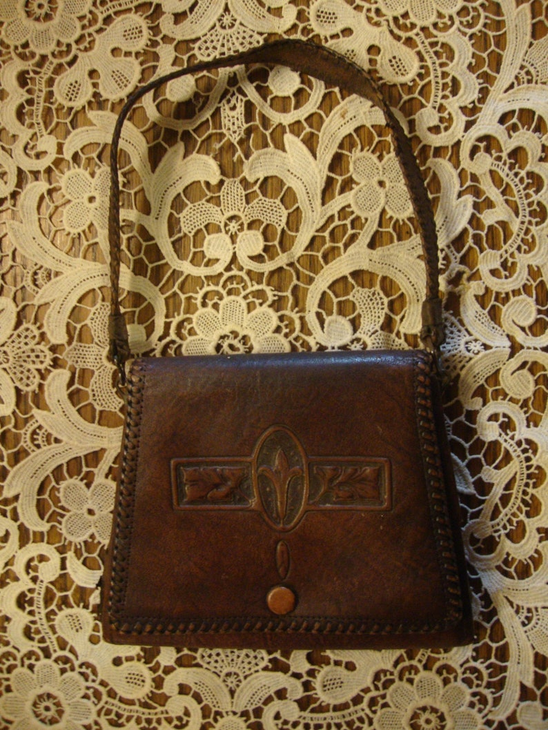 Clothing, Shoes & Accessories Bags, Handbags & Cases Clever Antique Art Nouveau Gold Filigree Frame Hand Knit Brown Iridescent Bead Purse