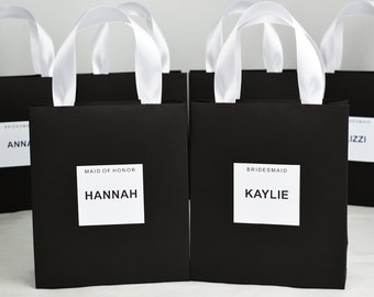 maid of honour gifts paper gift bag hen party favours personalised hen party gift bag bridesmaid gifts hen party, hen party gift bag