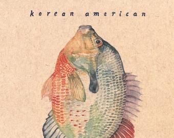 Korean | American — Everyday Fish