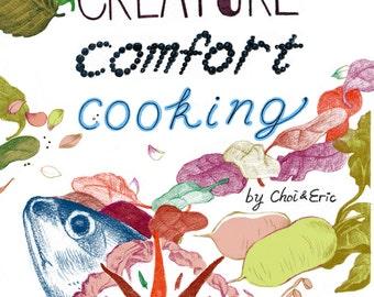 Korean | American — Creature Comfort Cooking
