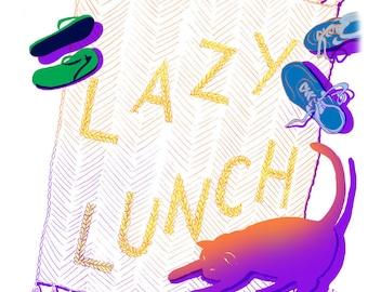 Korean | American — Lazy Lunch