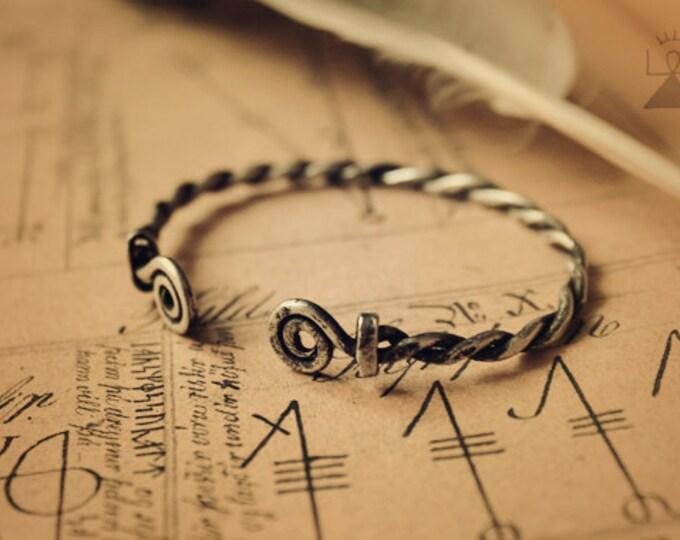 Viking torc bracelet I