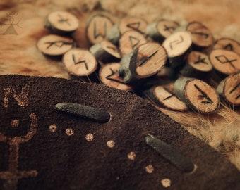 Rowan viking runes