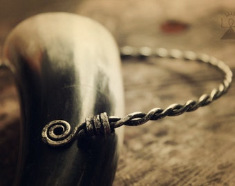 Viking torque necklace I
