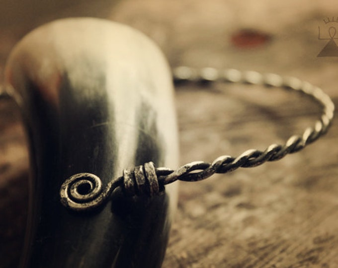 Viking torque necklace I