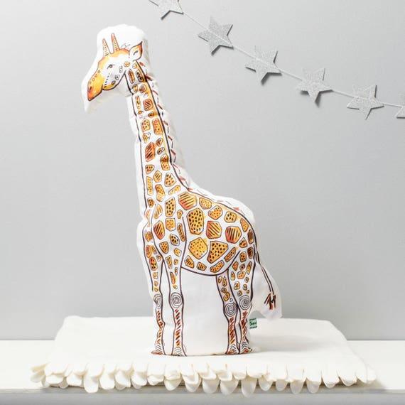 Zyrafa podusia