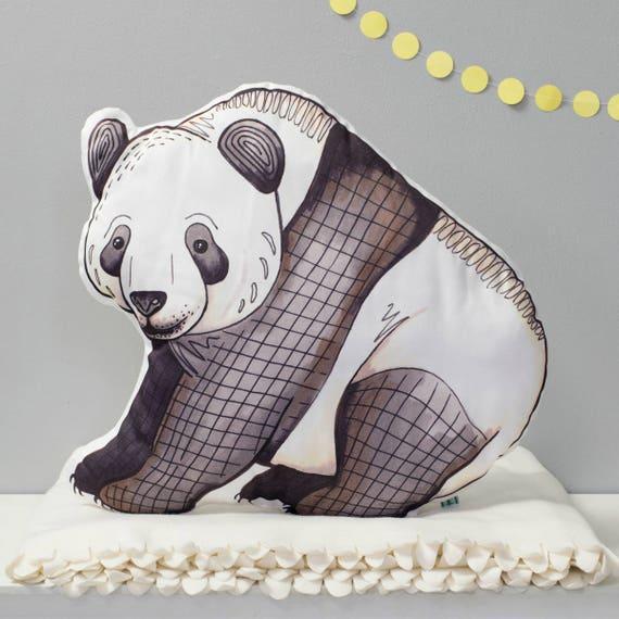 Panda podusia