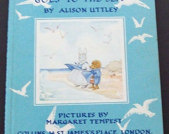 Grey Rabbit Goes To The Sea by Alison Uttley