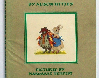 Grey Rabbit and The Wandering Hedgehog by Alison Uttley