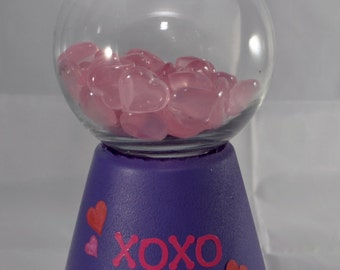 6d472aed Gumball candy dish   Etsy