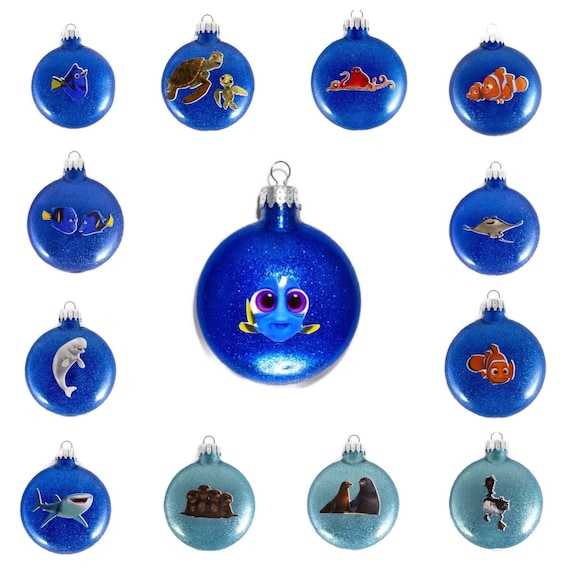 image 0 - Finding Dory Ornaments Baby Dory Finding Nemo Ornaments Etsy
