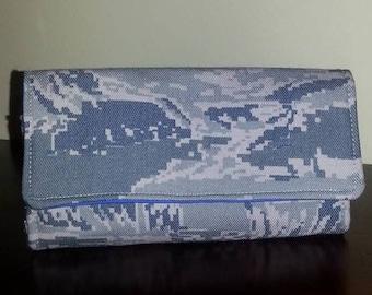 Air Force ABU Military Camo Wallet