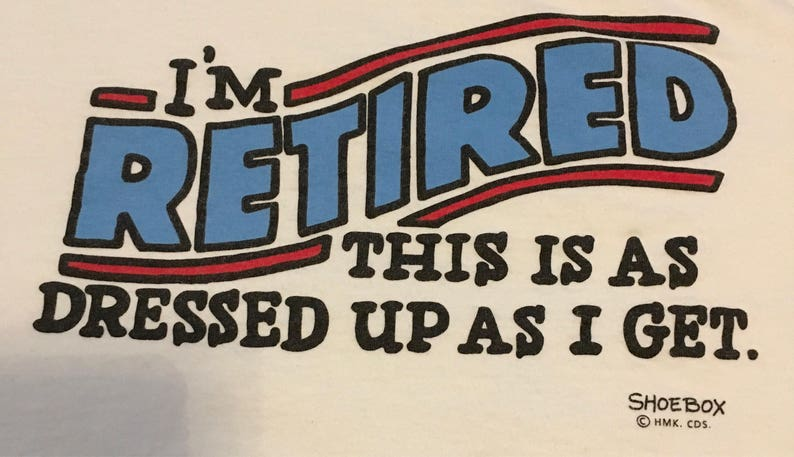 Retired vintage comedy t-shirt - Jerzees size XL - unique spoof funny