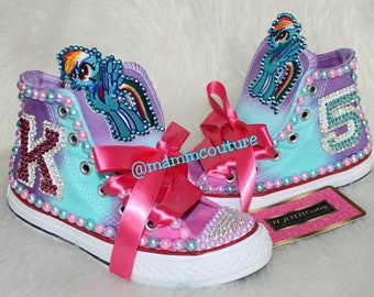 dd0a16e840e6 Rainbow dash shoes